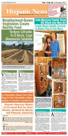 I kchispanicnews.com - Kansas City Hispanic News