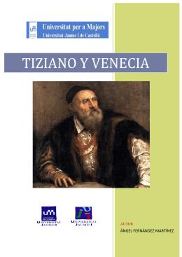 TIZIANO Y VENECIA - Biblioteca Virtual Senior