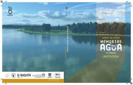 Memorias del Agua en Bogotá - Actividad Cultural del Banco de la
