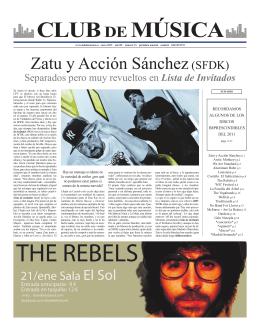 Zatu y Acción Sánchez(SFDK)