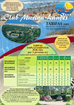 emplazamiento - Club Marina