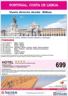 zk013cx2 Portugal destino Costa de Lisboa Sólo