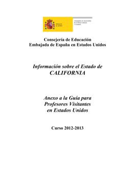 California 2012_2013