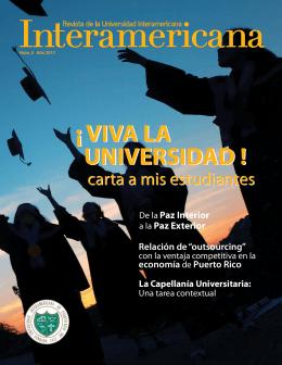 Num 3. Año 2011 - Universidad Interamericana de Puerto Rico