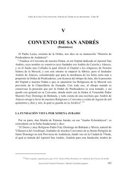 HISTORIA DE UBEDA EN SUS DOCUMENTOS. TOMO III
