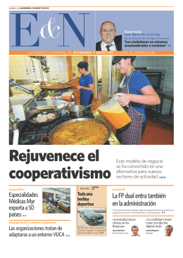 Economía y Negocios 03/08/2015