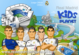 Nota de prensa - Real Madrid Kids Planet