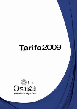 Catalogo - Tierras Florentinas