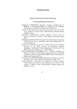 R. POIGNAULT, Informations