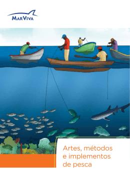 Artes, métodos e implementos de pesca