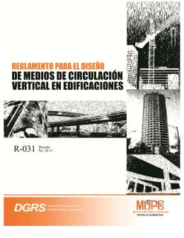 R-031 CIRCULACIONVERTICAL