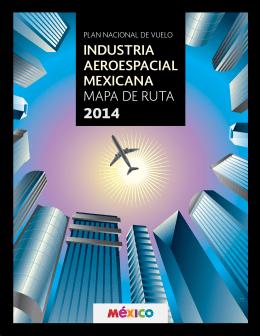 industria aeroespacial mexicana mapa de ruta