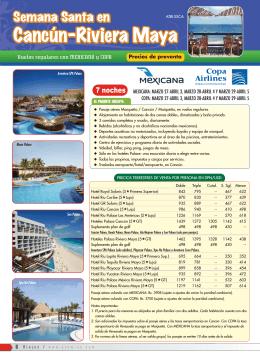 Cancún-Riviera Maya Cancún