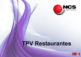 TPV Restaurantes