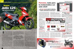 Jetix 125 / Edición 104