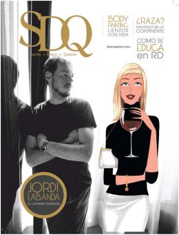 Revista SDQ No. 8 edición octubre-noviembre