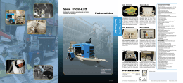 Serie Thom-Katt® - Concrete Pump Supply
