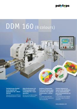 DDM 160(8 colours)