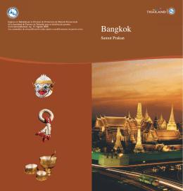 Bangkok - Turismo de Tailandia