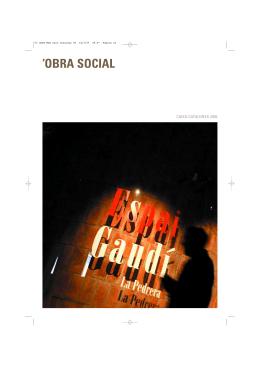 `OBRA SOCIAL - CatalunyaCaixa