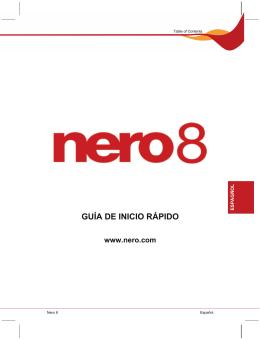 Nero 7 QuickStart