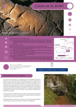 Cueva del Buxu - Parque de la Prehistoria