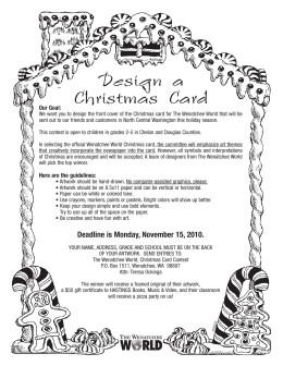 Design a Christmas Card