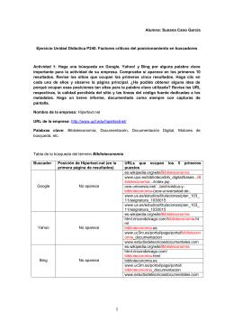 Ejercicios P240 - Máster en Documentación Digital