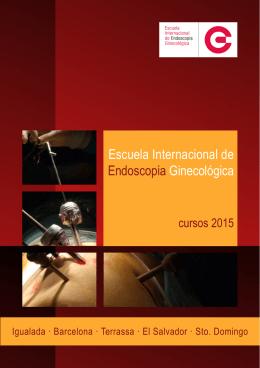 Cursos EIDEG 2015