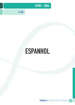 ESPANHOL - Bernoulli Resolve