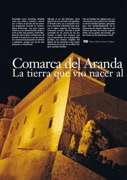 Comarca del Aranda - Turismo de Zaragoza