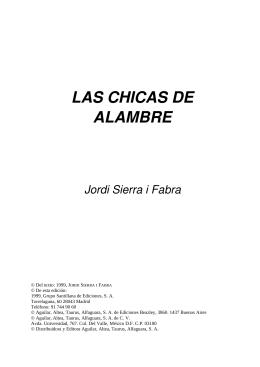 LAS CHICAS DE ALAMBRE - Liceo Bicentenario Talagante
