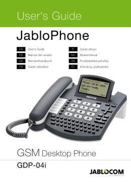 JabloPhone - Jablotron