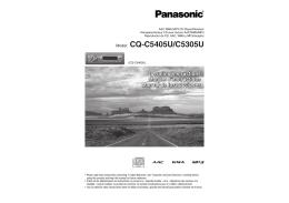 Model: CQ-C5405U/C5305U - Support