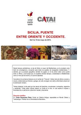 Programa completo - Sociedad Geográfica Española