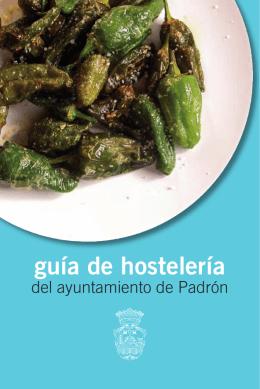 guía de hostelería - Concello de Padrón