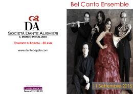 Bel Canto Ensemble