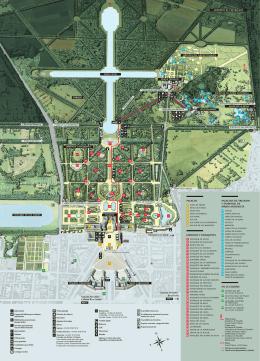 plano general Versailles