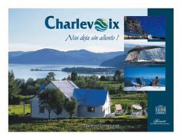 Charlevoix Tourismo-espagnol- juillet 08