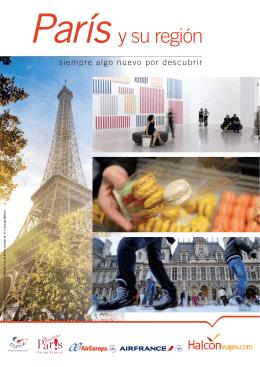 París - Halcón Viajes