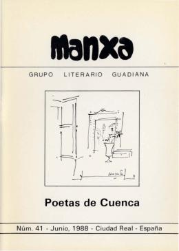 Poetas de Cuenca - Universidad de Castilla