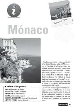Monaco - Europamundo