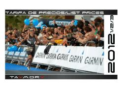 bike / precios taymory 2012