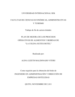 Alina Lizeth Maldonado Viteri - Universidad Internacional SEK