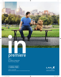 TED 2 Un regreso inesperado Ted Is Coming, Again