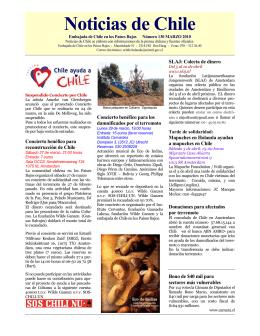 Noticias de Chile 130