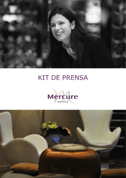 KIT DE PRENSA - AccorHotels