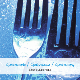 Guía gastronómica - Castelldefels.eu