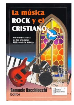 La Musica Rock y el Cristiano