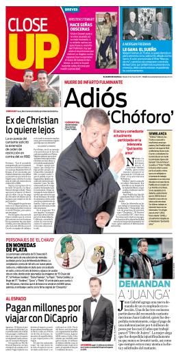 A `JUANGA` - El Diario de Coahuila
